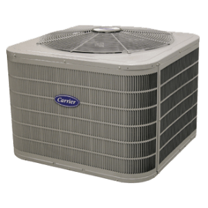 Carrier Performance 16 central air conditioner.