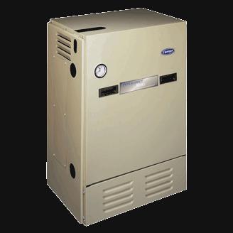 Carrier Performance 90 boiler.