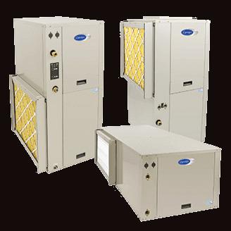 Carrier GP geothermal heat pump.