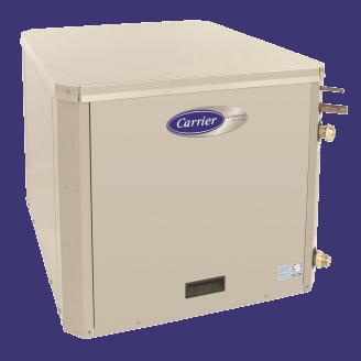 Carrier GZ geothermal heat pump.