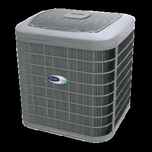 Carrier Infinity 16 heat pump.
