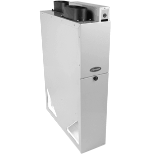Carrier ERVXXNVA1090 ventilator.