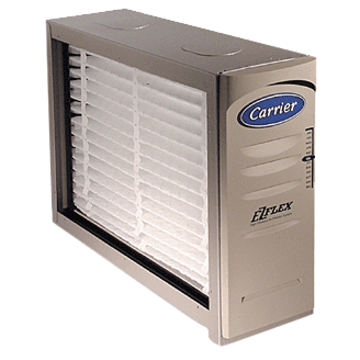 Carrier EZXCAB air purifier.