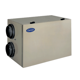 Carrier HRVXXLHB1250 ventilator.