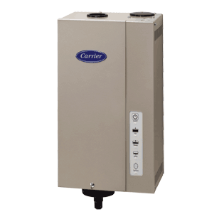 Carrier HUMXXSTM steam humidifier.