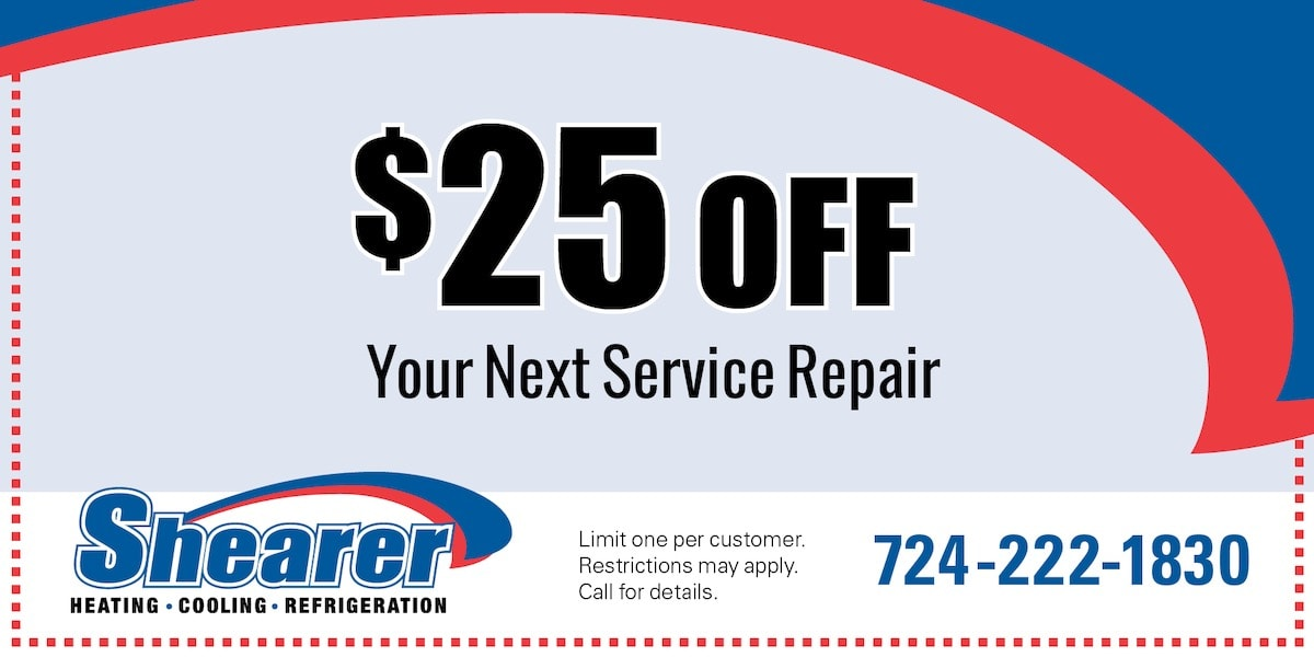 Off Your Next Service Repair